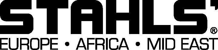StahlsLogo Europe Africa Mideast-schwarz
